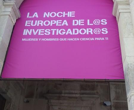 Noche Europea de los Investigadores #ERN2015